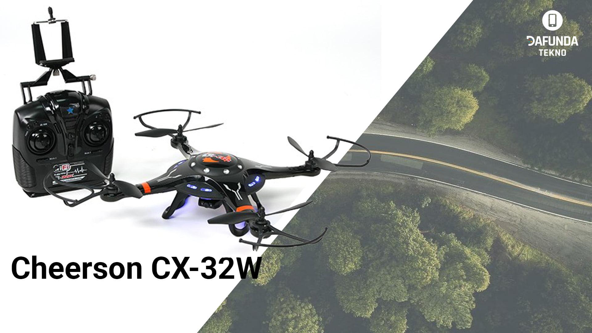 Drone Murah Terbaik Harga dibawah 2 Jutaan Cheerson Cx 32w 1