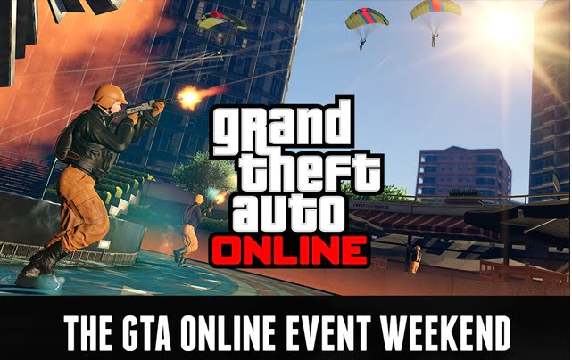 Gta Online Event Weekend