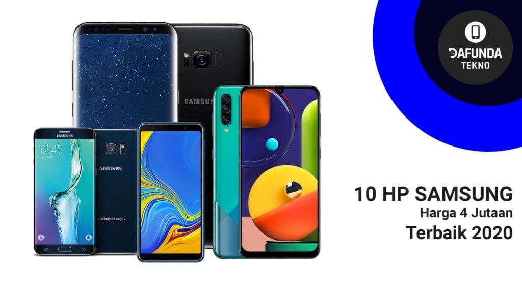 Hp Samsung Harga 4 Jutaan Terbaik 2020