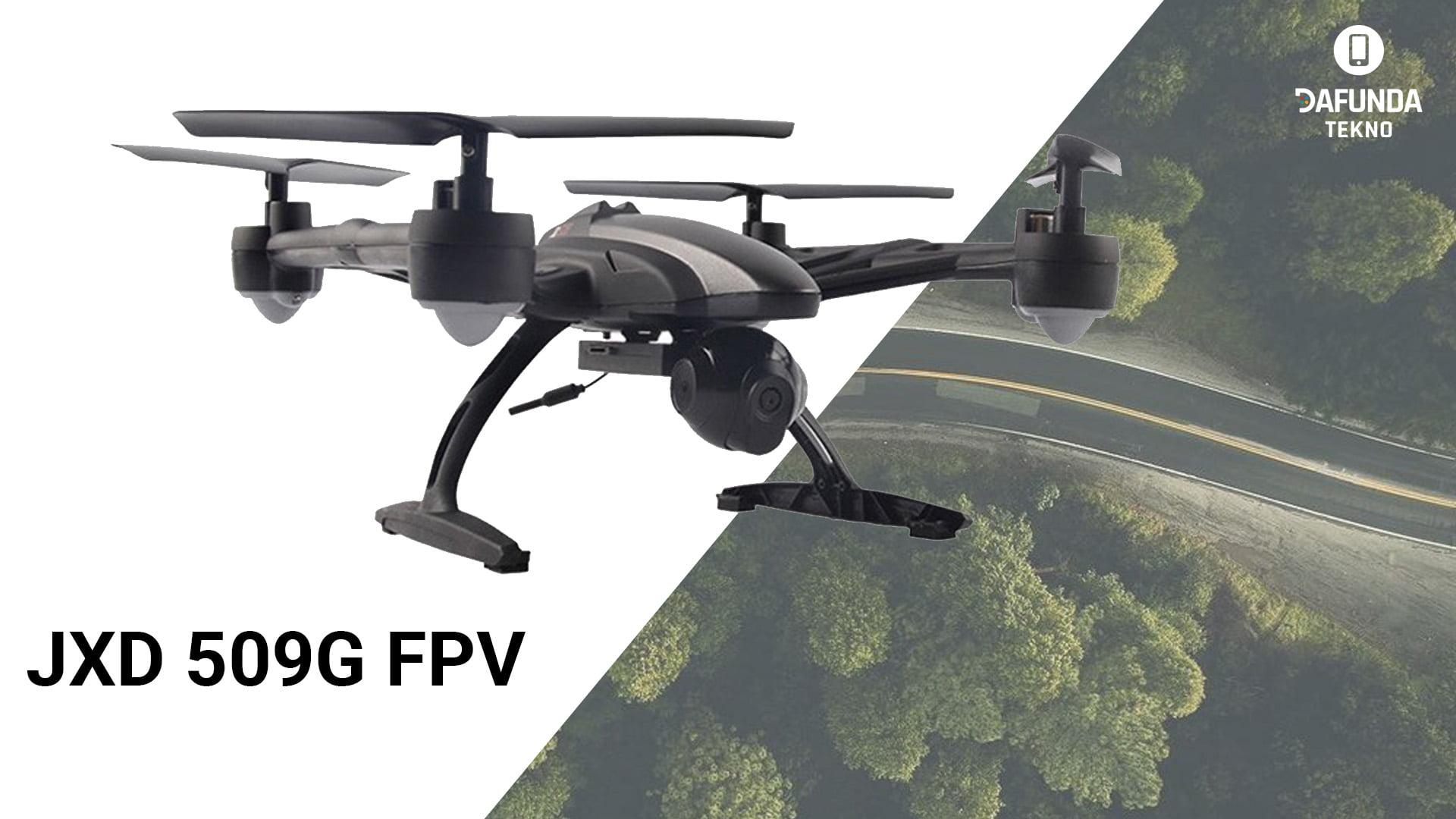 Drone Murah Terbaik Harga dibawah 2 Jutaan Jxd 509g Fpv 1