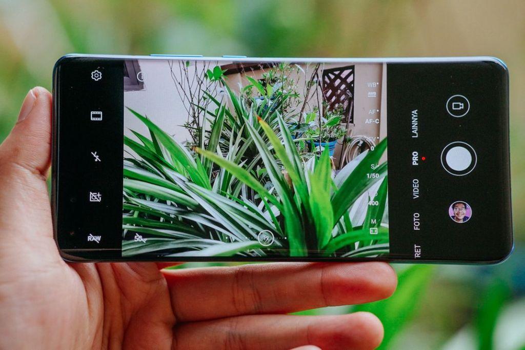 Kamera Mode Pro Di Huawei P40 Pro
