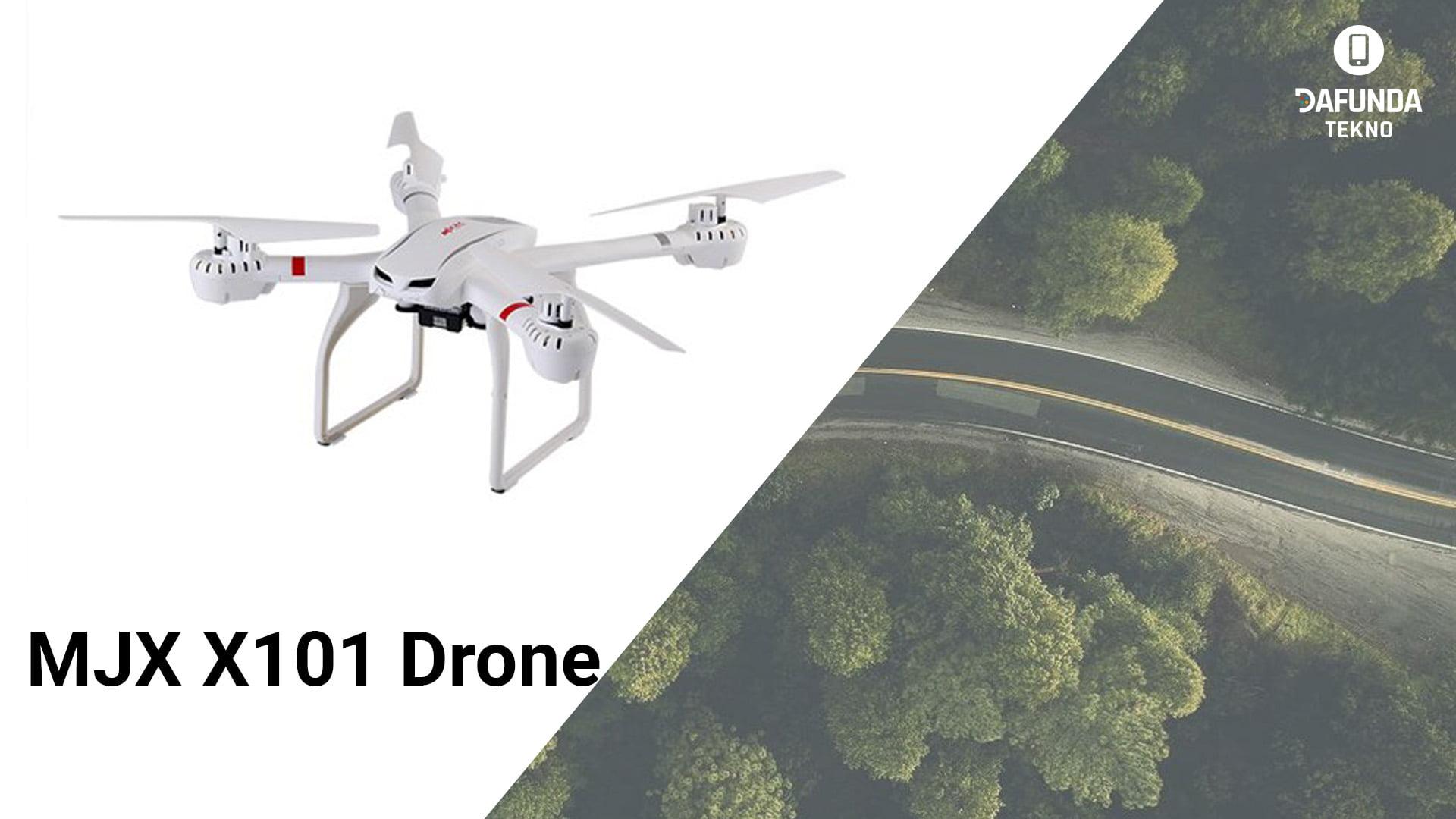 Mjx X101 Drone 1