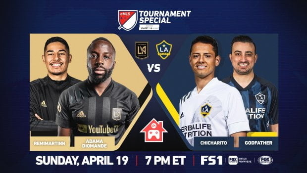 Major League Soccer Gelar Turnamen Fifa 20 Bertajuk Emls Tournament Special