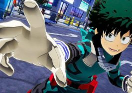 My Hero Academia One Justice