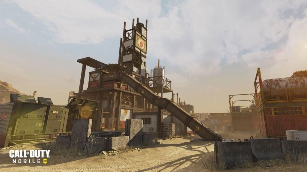 Rust Cod Mobile