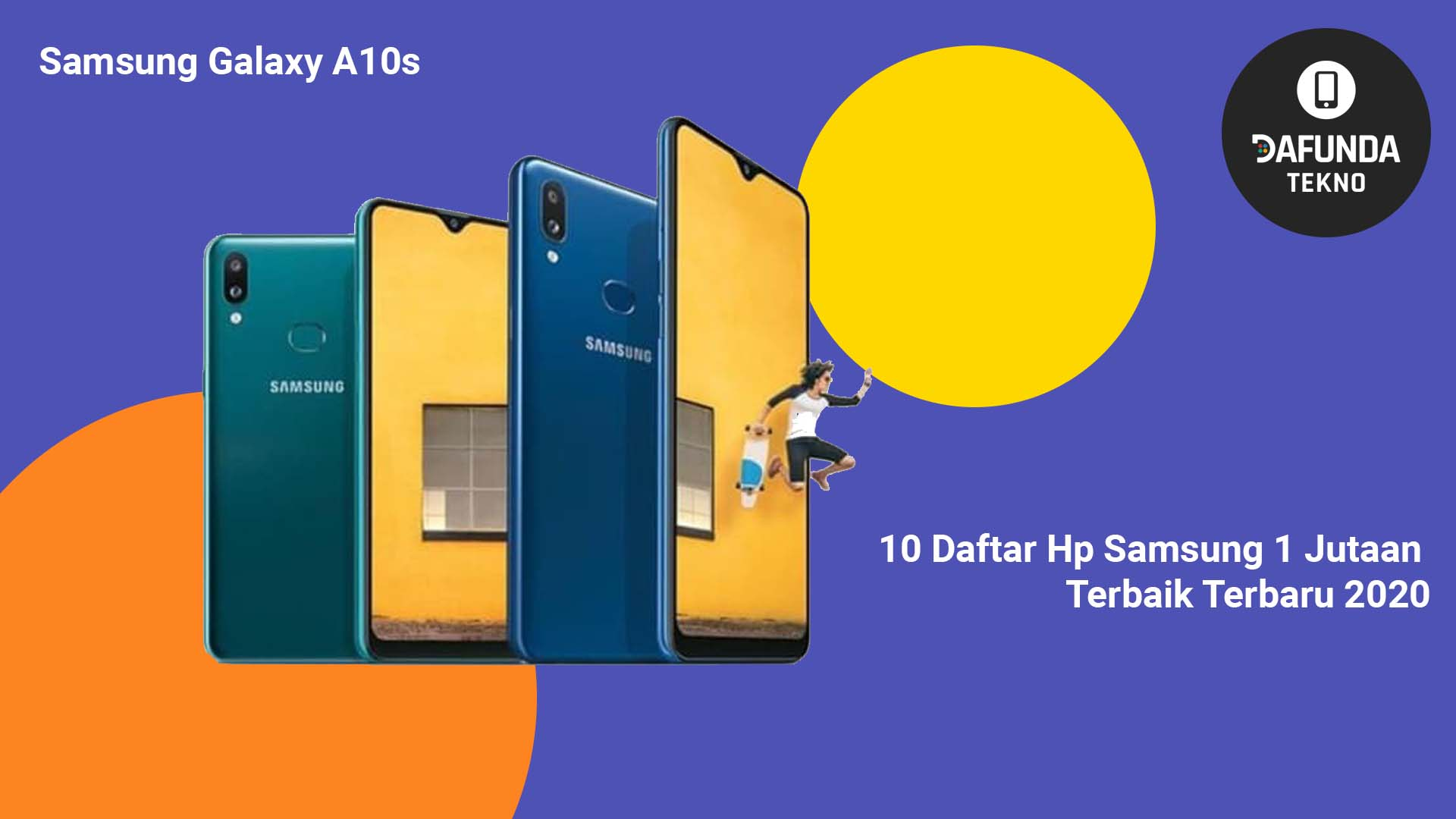 Hp Samsung 1 Jutaan Terbaik Samsung Galaxy A10s