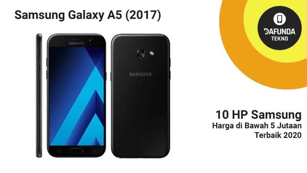 10 HP Samsung Harga dibawah 5 Jutaan Terbaik 2020 ...