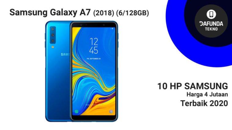 HP Samsung Harga 4 Jutaan Terbaik 2020 Dijamin Keren ...