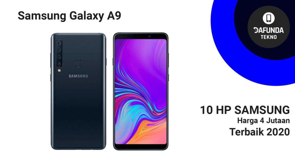 Samsung Galaxy A9 Terbaik