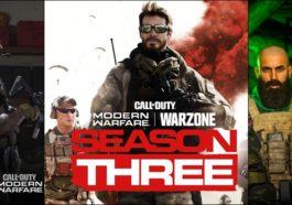 Season 3 Call Of Duty Modern Warfare Dan Warzone Dapatkan Tanggal Rilis