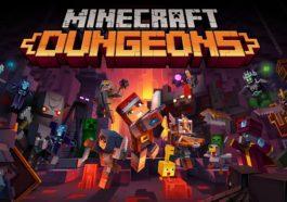 Spesifikasi Pc Minecraft Dungeons