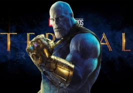 Thanos The Eternals MCU