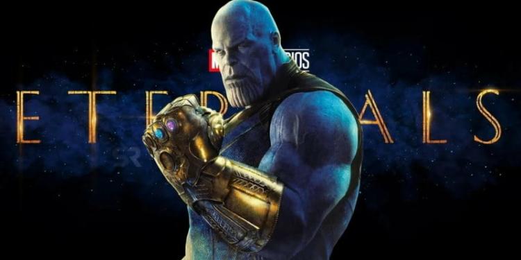 Thanos The Eternals MCU