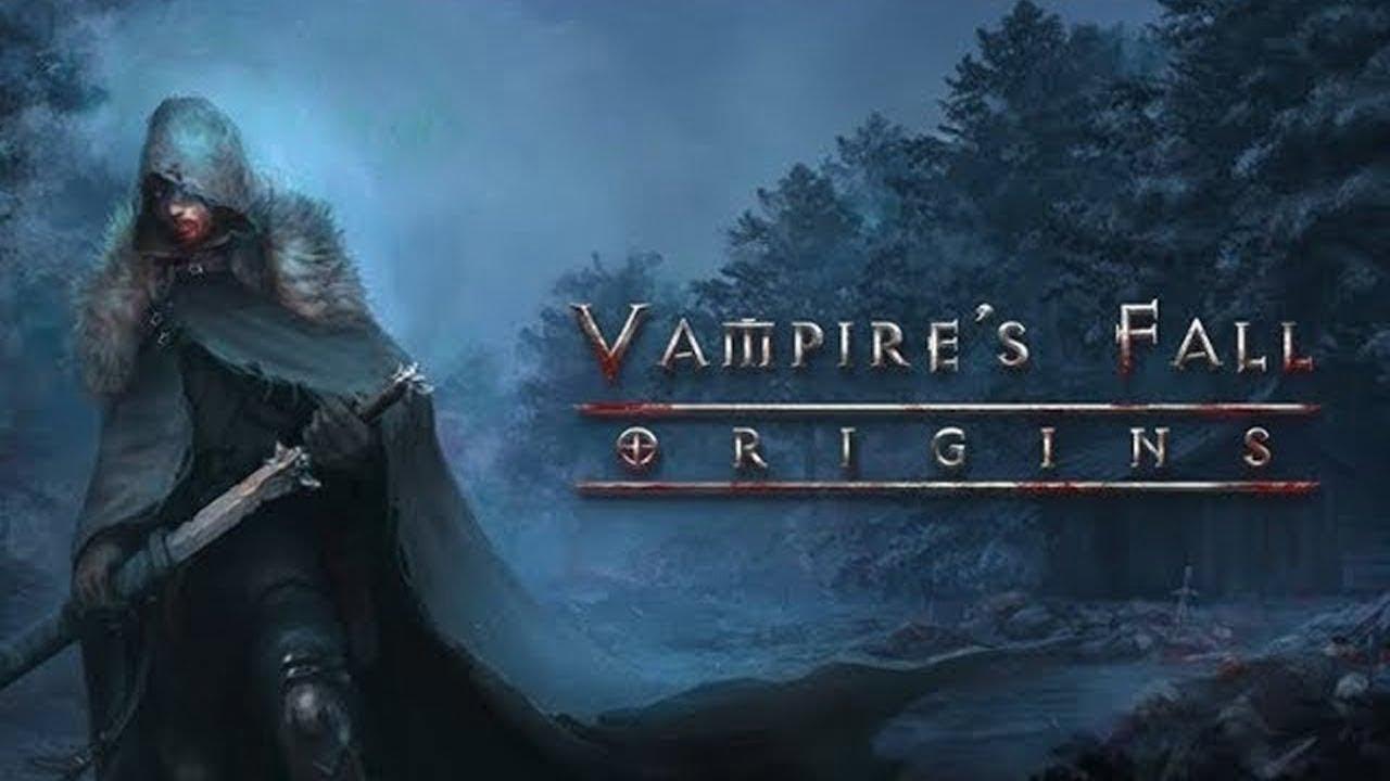 Vampire's Fall Origins Rpg
