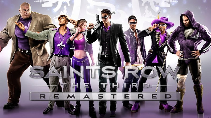 Volition Umumkan Tanggal Rilis Dari Saints Row The Third Remastered