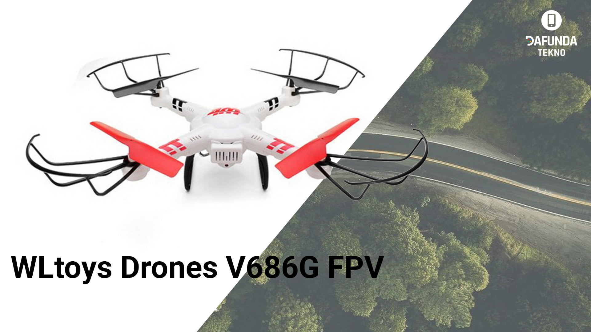 Wltoys Drones V686g Fpv 1