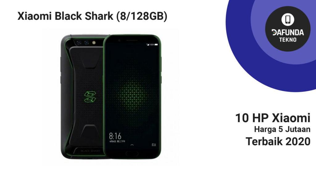 Xiaomi Black Shark 5 Jutaan