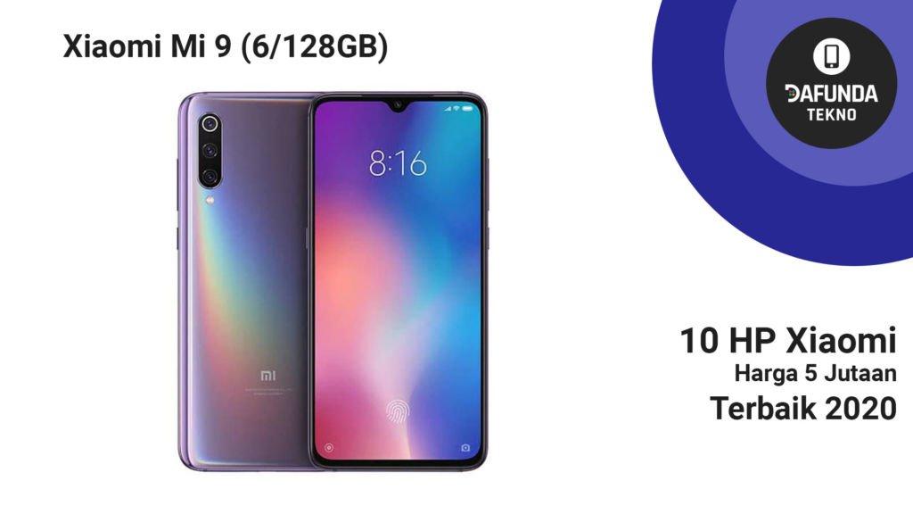 Xiaomi Mi 9 5 Jutaan