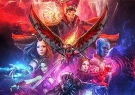 Avengers 5 Fan Poster