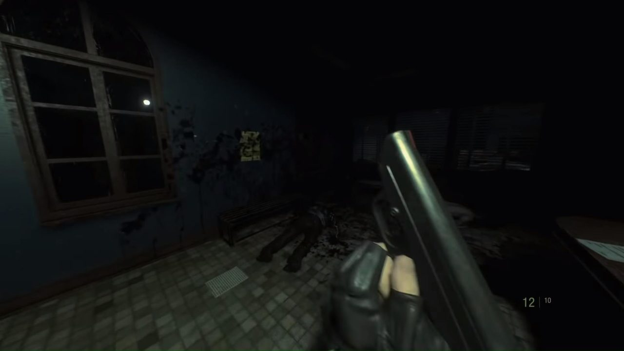 Bocoran Resident Evil 8 First Person