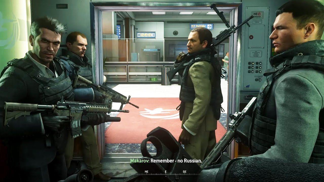 Call Of Duty Modern Warfare 2 Remastered Akan Mendapatkan Multiplayer