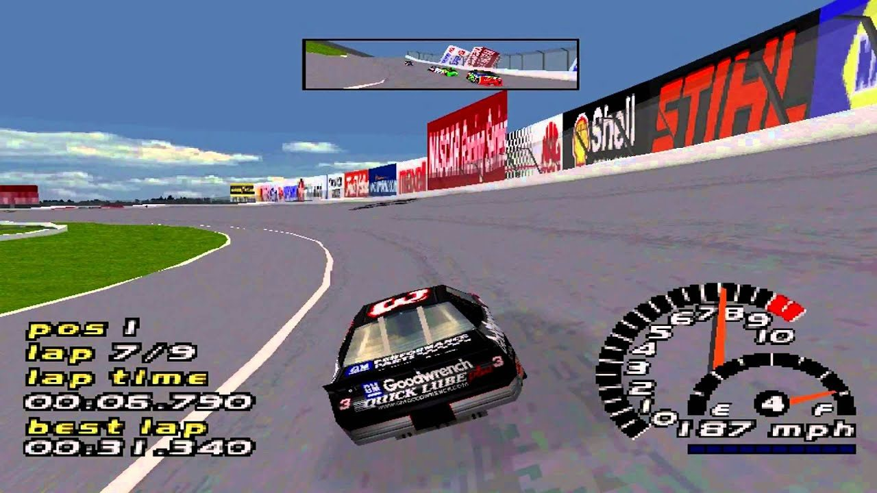 Cheat Nascar 2000 Ps1 Lengkap
