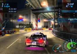 Cheat Need For Speed Underground Ps2
