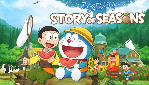 Doraemon Story Of Season