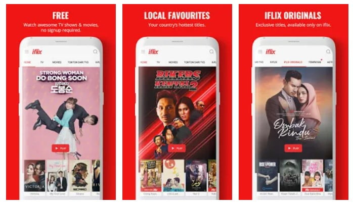 Download Aplikasi Iflix
