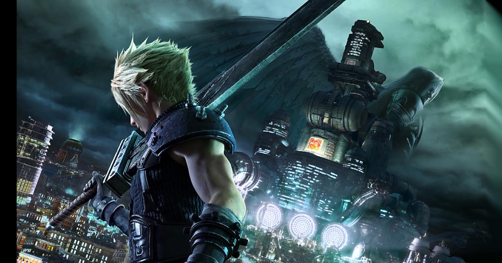 Final Fantasy Vii Remake Game Terlaris