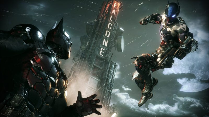Game Action Pc Terbaik Batman Arkham Knight