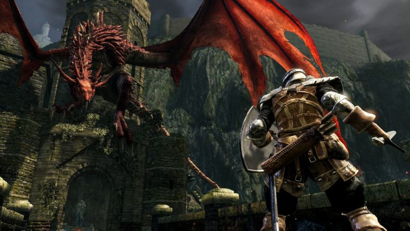 Game Action Terbaik Dark Souls