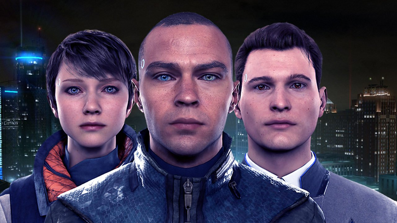 Game Pc Paling Tidak Optimal Detroit Become Human