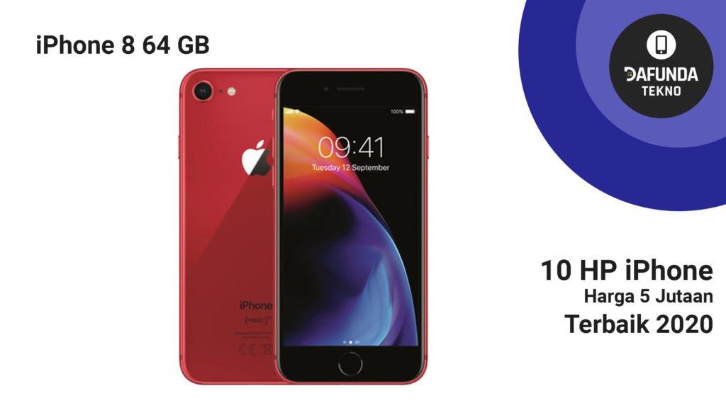 Iphone 8 64 Gb 5 Jutaan