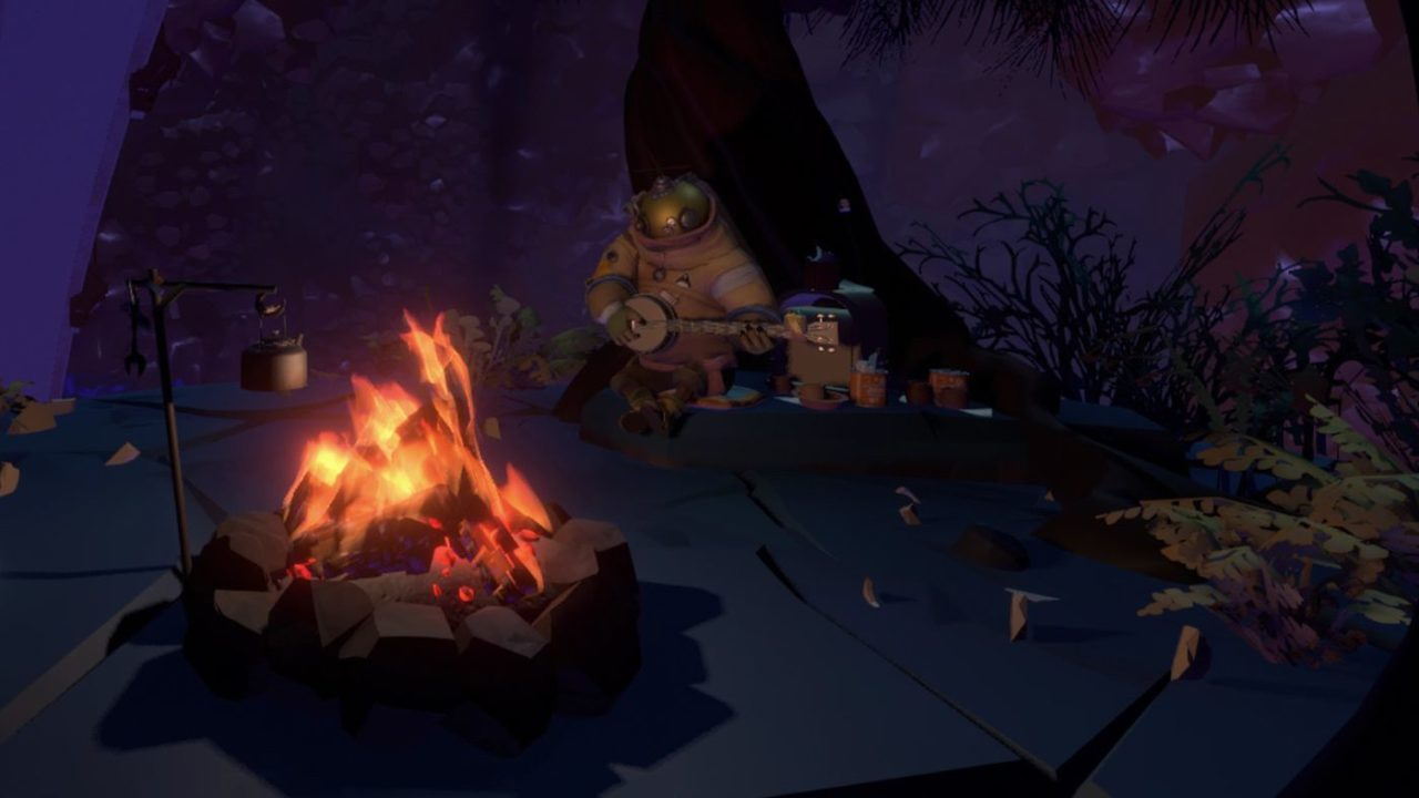 Outer Wilds Game Terbaik Bafta