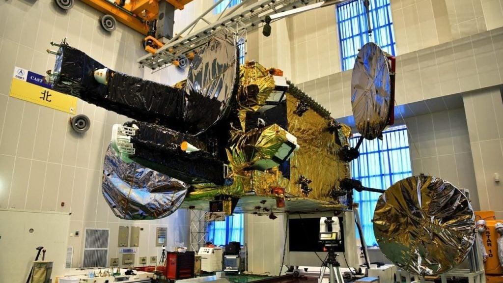 Peluncuran Satelit Nusantara Dua Gagal Dan Hancur