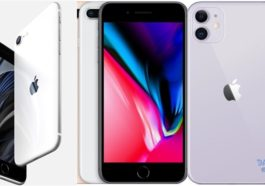 Perbandingan Iphone Se, Iphone 8 Dan Iphone 11