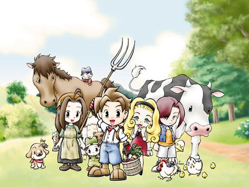 Rahaisa Harvest Moon A Wonderful Life