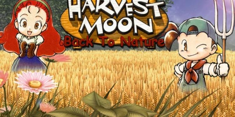 Rahasia Harvest Moon Back To Nature