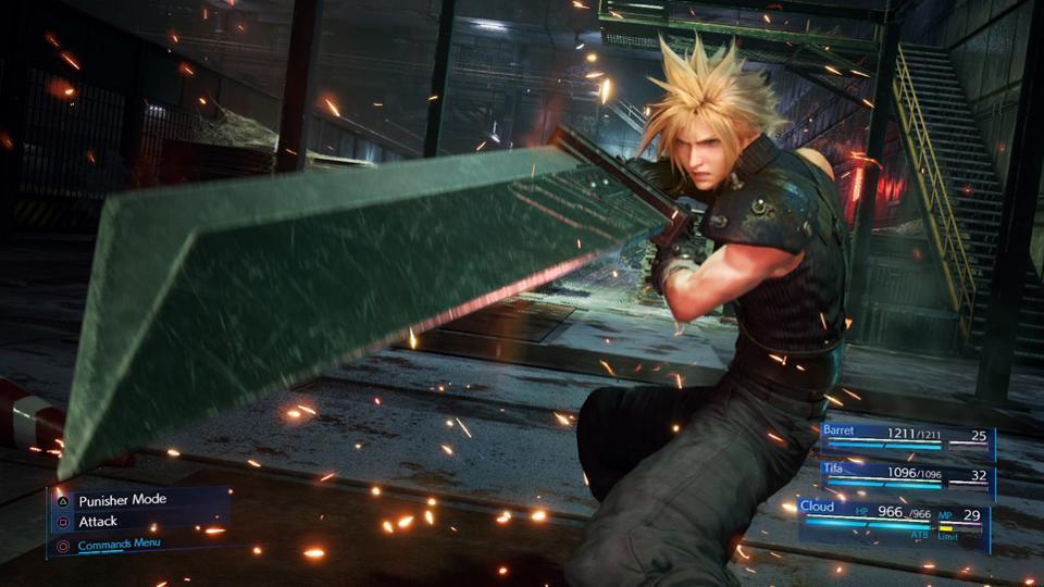 Rekor Final Fantasy 7 Remake