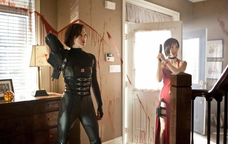 Resident Evil Retribution 13