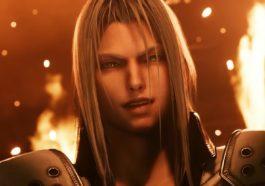 Sephiroth Final Fantasy 7 Remake