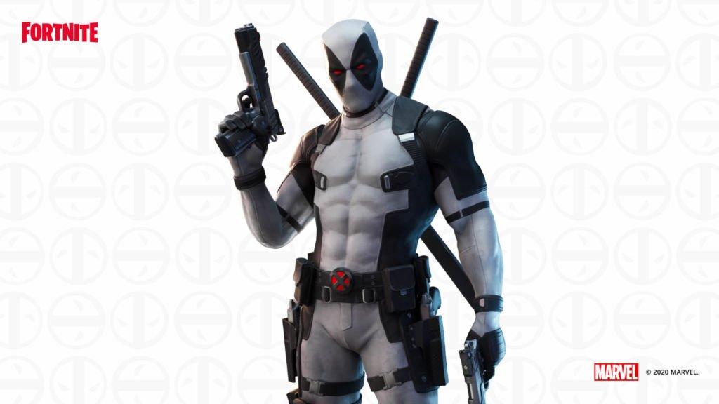 Skin Deadpool X Force