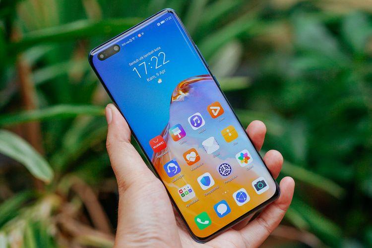 Smartphone Flagship Huawei P40 Pro