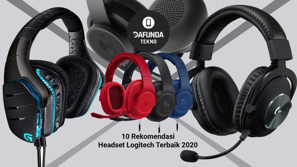 10 Rekomendasi Headset Logitech Terbaik 2020
