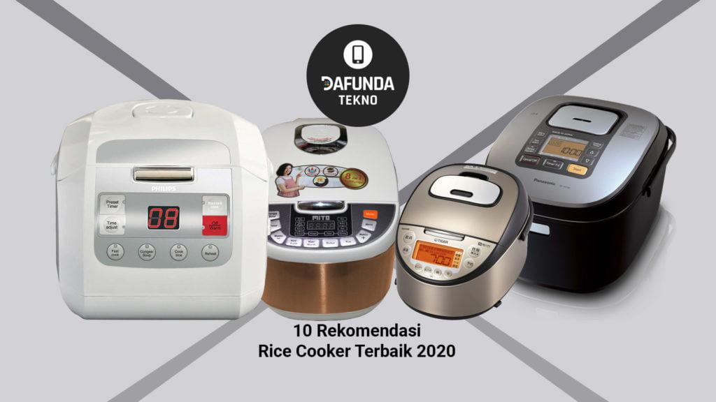 10 Rekomendasi Rice Cooker Terbaik 2020