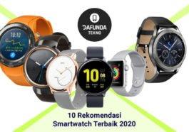 10 Rekomendasi Smartwatch Terbaik 2020