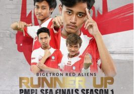 Bigetron Ra Runner Up Pmpl Sea