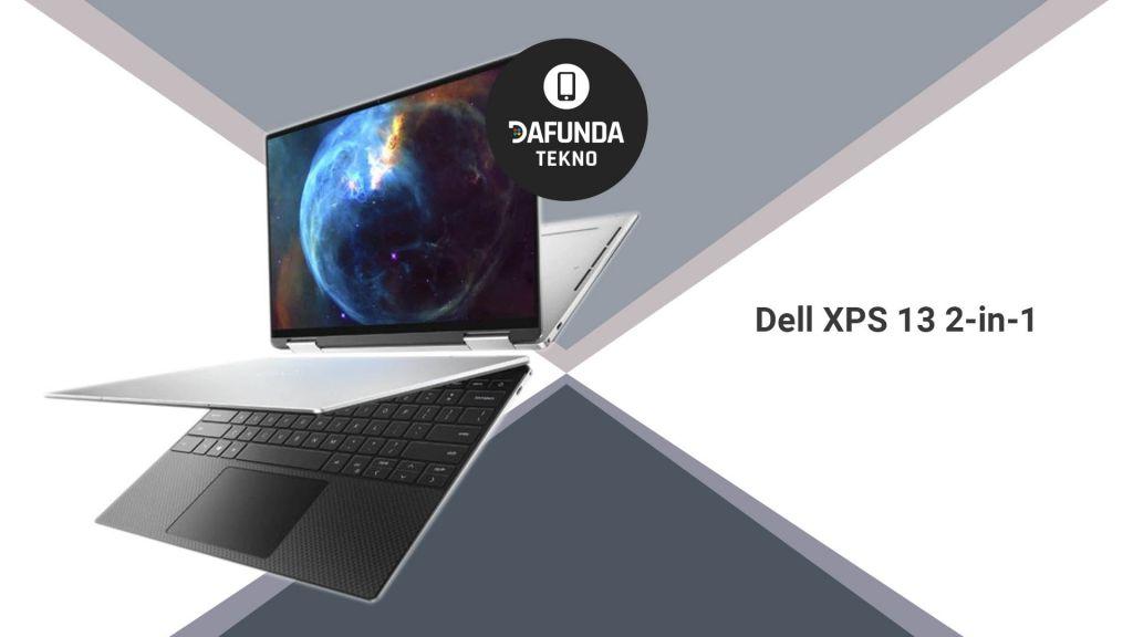 Laptop 2 in 1 Terbaik Dell Xps 13 2 In 1