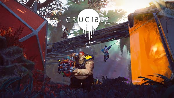 Game Action Shooter Crucible